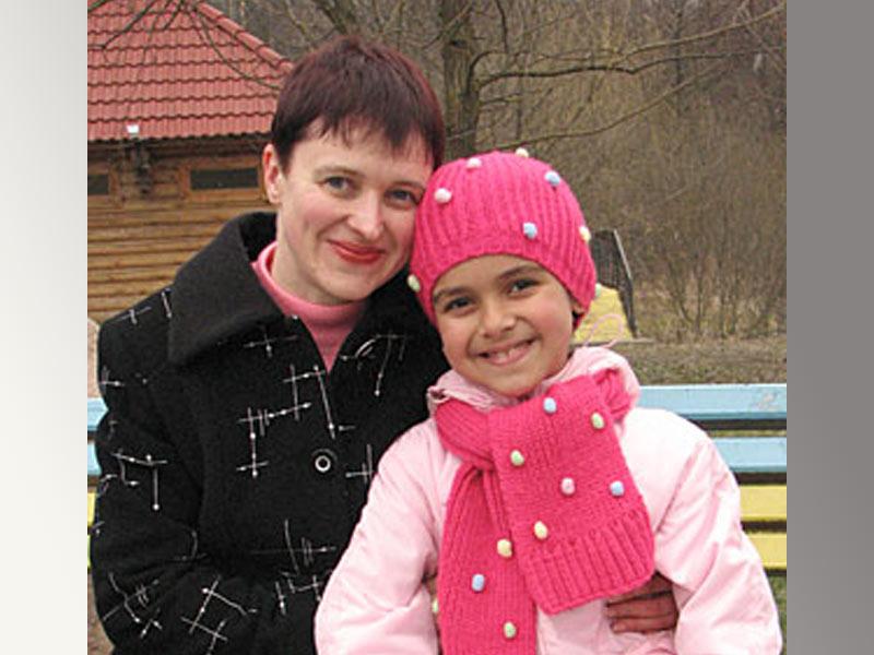 Семья в Логойске