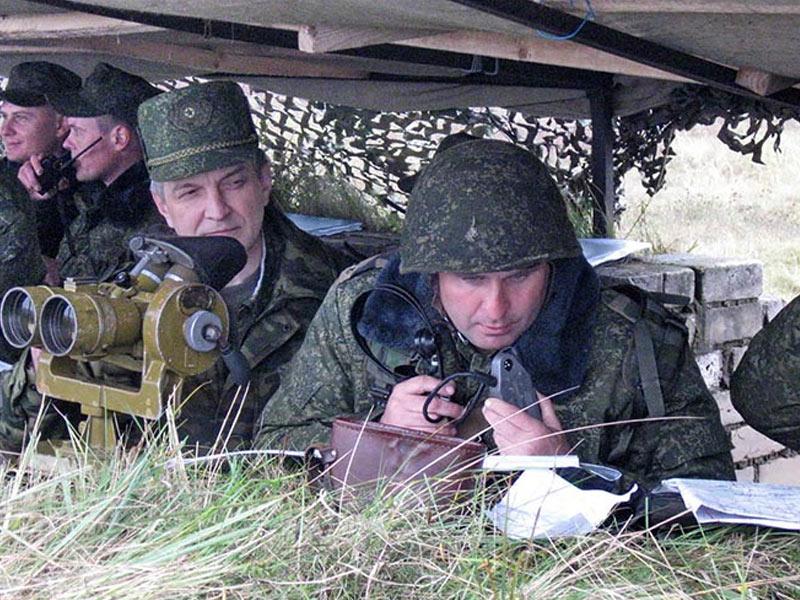 Подполковник Юрий Соловей