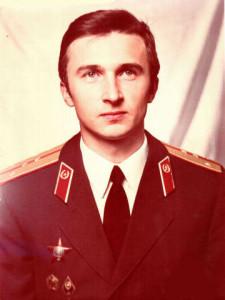 Капитан Аникушин