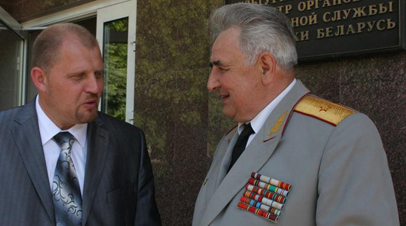 Генерал-майор Бамбуров Владимир Федорович