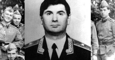 Генерал-майор Давыдулин В.А.