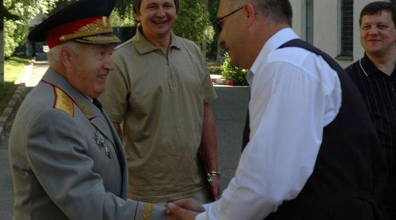 Генерал Васильев