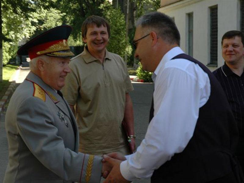 Генерал-лейтенант ВАСИЛЬЕВ Иван Леонтьевич