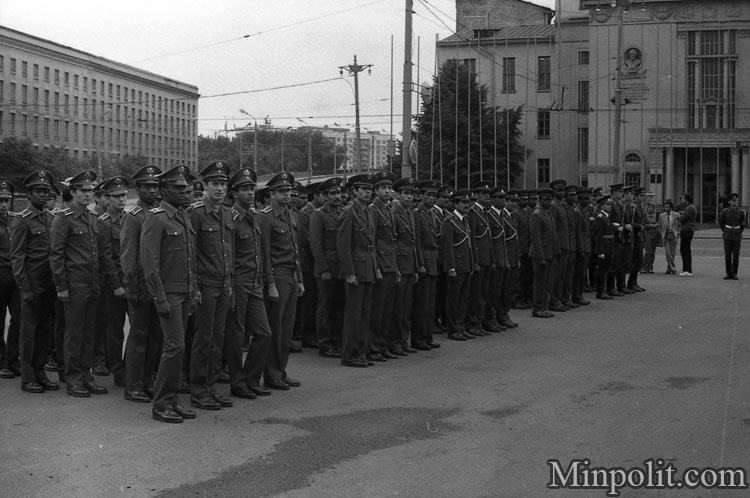 Выпускники иностранных армий