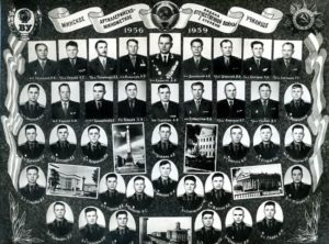 Минское алтиллерийско-минометное училище