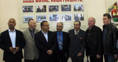 Афганская община в Минск