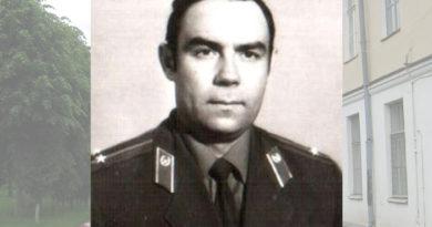 Подполковник Бойко В.М.