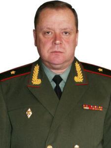 Генерал Долотин Сергей Анатольевич