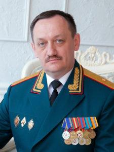Генерал Кожанов Сергей Александрович