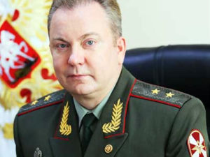 Генерал Валерий Юрьевич Новожилов