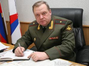 Генерал Сергей Анатольевич Долотин