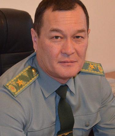 Марат Сарымсакович Кенжисариев