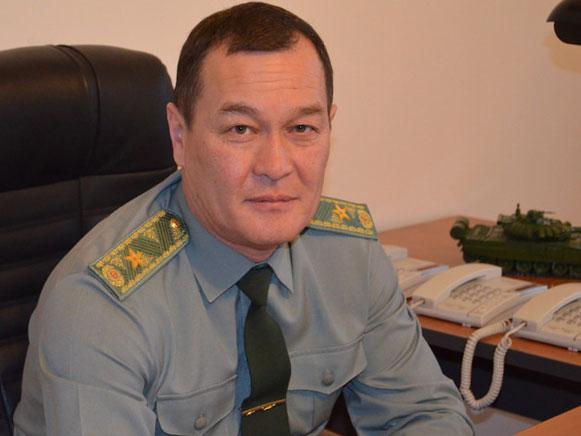 Кенжисариев Марат Сарымсакович