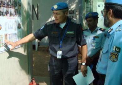 Выпускник Минского ВВПОУ назначен начальником Управления ротации ООН в Судане