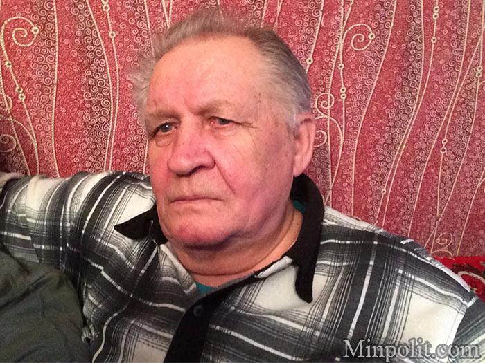 Полковник Троско Николай Павлович