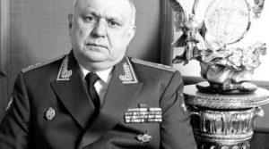 Генерал лейтенант В.Н. БУСЛОВСКИЙ