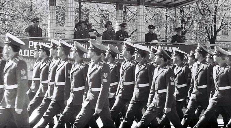 К встрече выпускников 4-й роты майора Зубрилова