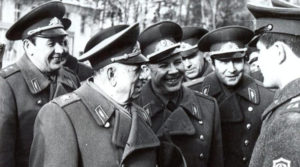 Генерал армии Алексей Епишев
