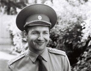 Капитан Александр Пожидаев