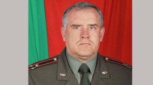 полковник Гайченя Ф.В.