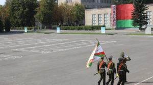 Плац Военной академии