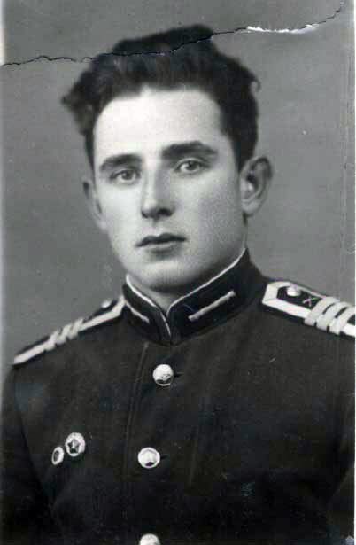 Курсант Владимир Бамбуров