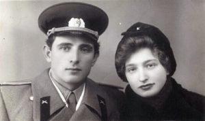Владимир Бамбуров с женой Светланой