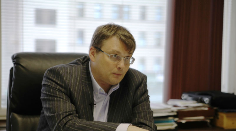 Депутат Госдумы РФ Евгений Федоров