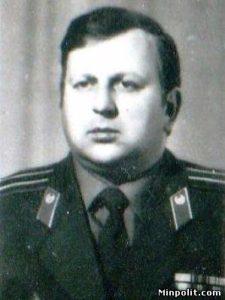 Полковник Батюк Сергей