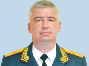 Генерал-майор Кутровский Игорь Владимирович