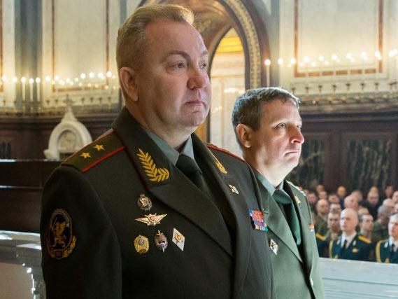Генерал-лейтенант Валерий Новожилов