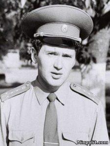 Капитан Кулаков Александр Иванович