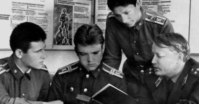 Офицер, педагог и ветеран войны