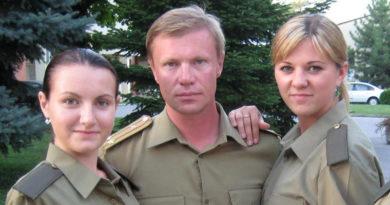 Подполковник Алексей Послов