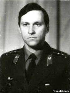 Капитан Титкин Сергей А.
