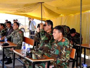 Начальник военного училища Эхсанулла Азим