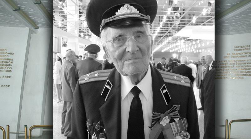 Пётр Михайлович Колгин