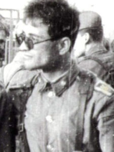 Курсант Атабеков