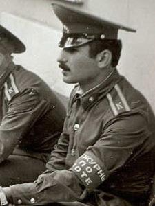 Курсант Мехтиев