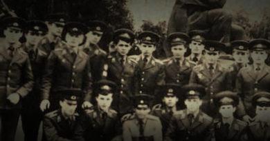 2 рота 1985 года МВВПОУ