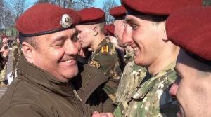 Полковник Хазалбек Атабеков