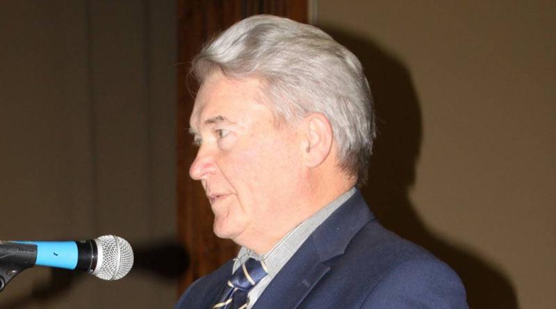 Генерал Анатолий Петрович Фомин