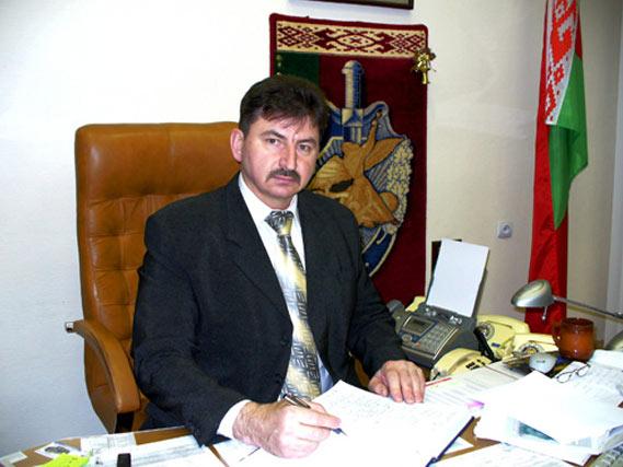 Генерал-майор Назаренко Александр Евгеньевич