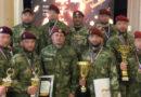 Белорусский СОБР на 1 месте