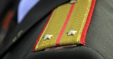 Погон лейтенанта выпускника