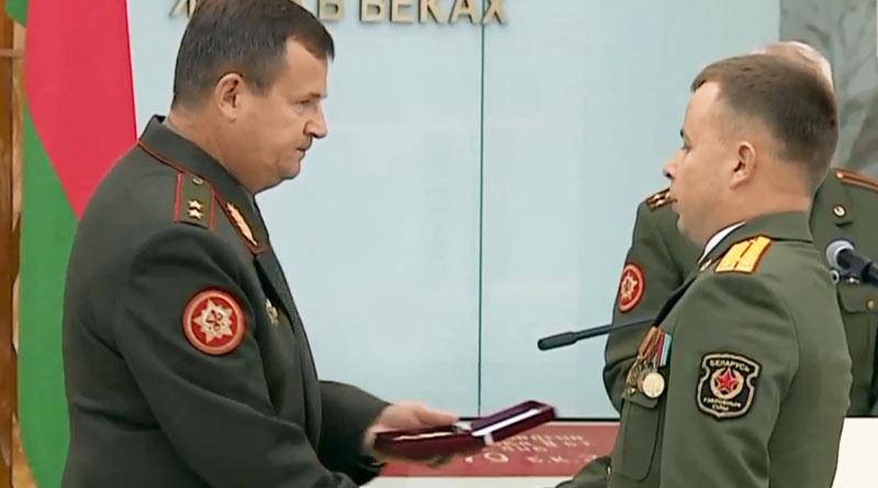 старший лейтенант Дмитрий Филиппович