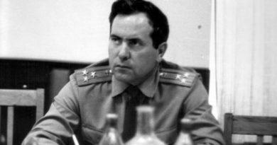 Полковник Буянов Иван Максимович