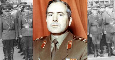 Полковник Иван Максимович Буянов