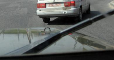 Военный автомобиль УАЗ