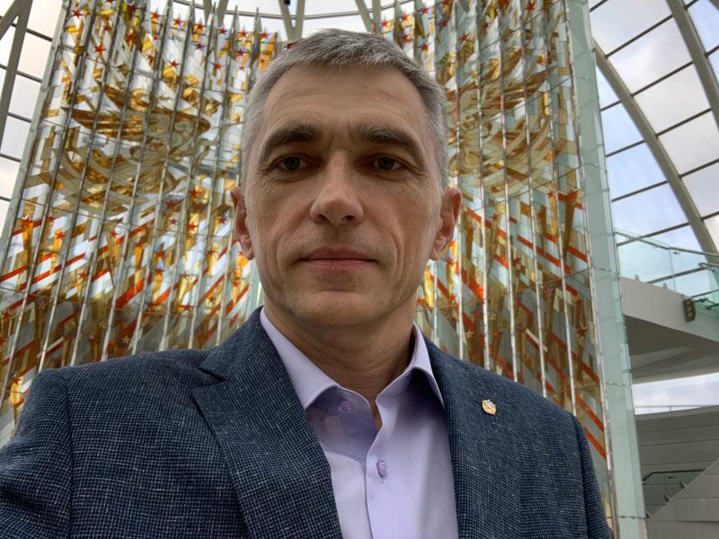 Подполковник Черненко Андрей Анатольевич